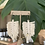 Thumbnail: Macramé earrings by Double Half Witch