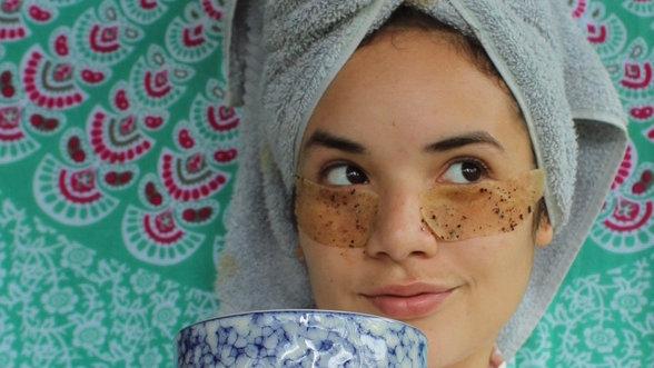 Eye Mask Café & Argan