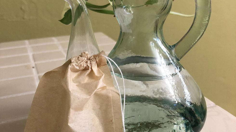 Hair Tea Rinse: Romero & Salvia