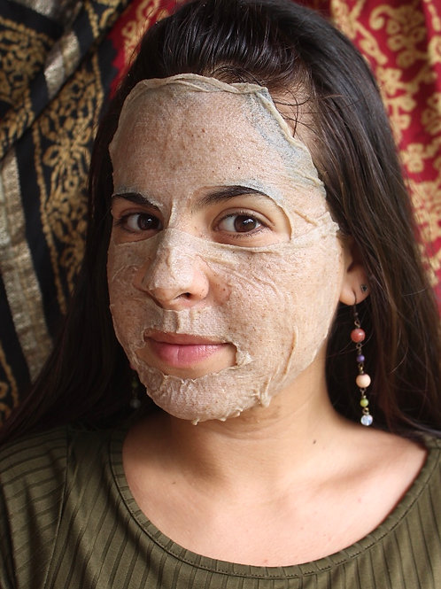 Face Mask: Detox & Clarify