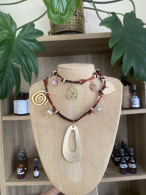 Knot Magic jewelry set | Lunamarte