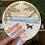 Thumbnail: Boricua Sunset sticker   Eme del Mar