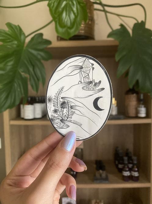Musa Naturalis sticker