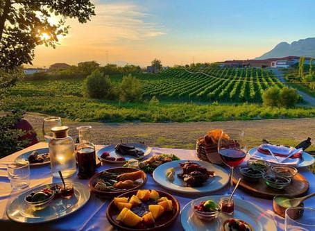 Voyage en Albanie, cuisine et gastronomie