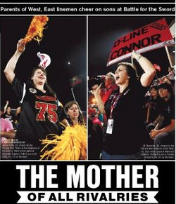 The mother of all rivalries