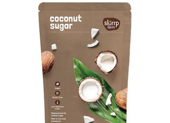 Coconut Sugar – Natural Sweetener, 300g