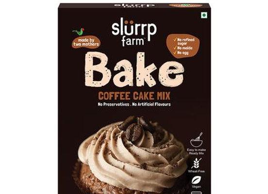 Coffee Cake Mix | No Maida, Eggless, Multigrain