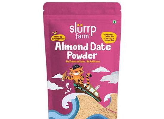 Almond Date Powder, 100g