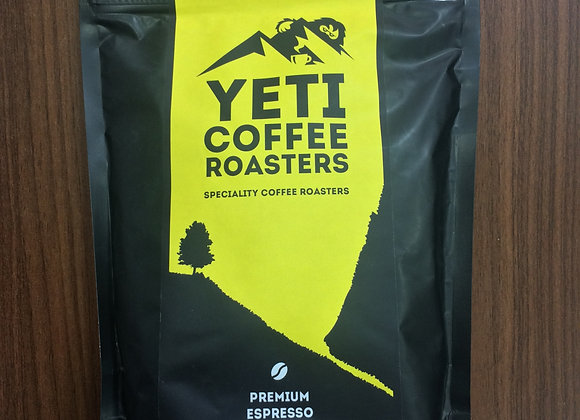 Yeti Coffee Roaster Premium Espresso Blend