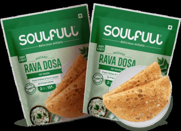 Soulfull Rava Dosa 500g