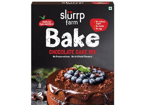 Chocolate Cake Mix | No Maida, Eggless, Multigrain