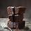 Thumbnail: Fudgy Chocolate Brownie Mix   No Maida, Eggless, Multigrain