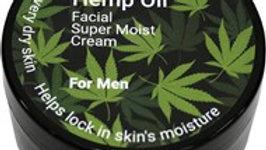 HEMP OIL SUPER MOIST CREAM FOR MEN