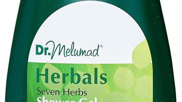 Herbal shower gel for menn 250 ml