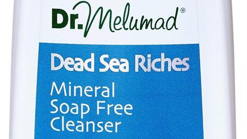 Mineral Soap Free Cleanser 200 ml