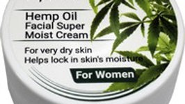 HEMP OIL SUPER MOIST CREAM FOR WOMEN