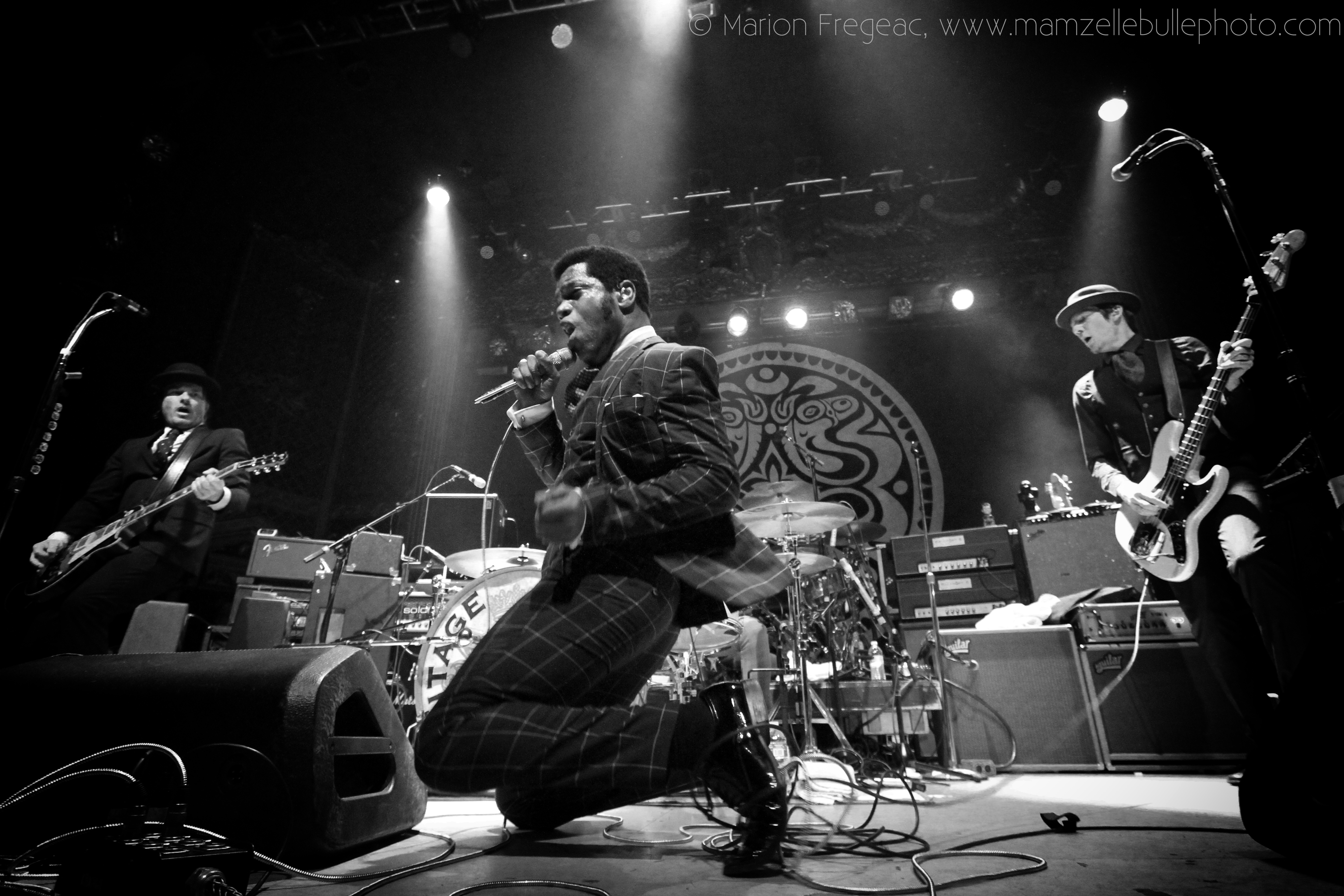 Vintage Trouble, Denver, CA 2013