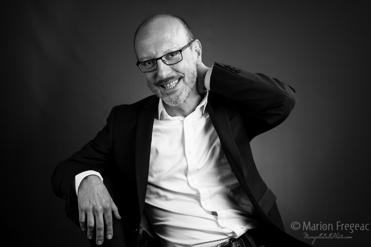 Portrait Homme - Photographe Paris