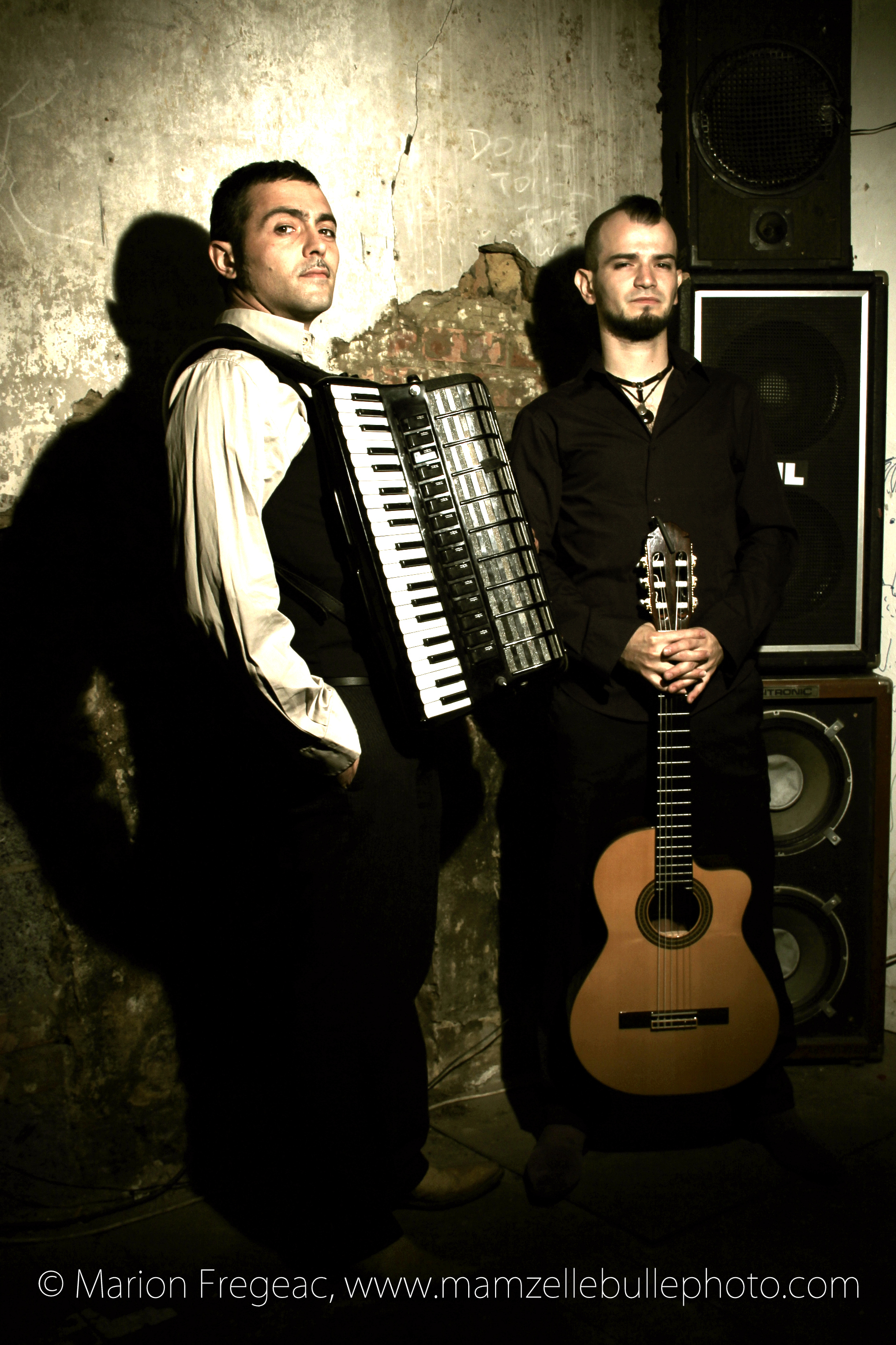Tango Porteno tour promo 2012