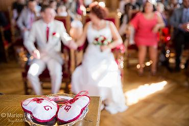 Mariage à Vincennes
