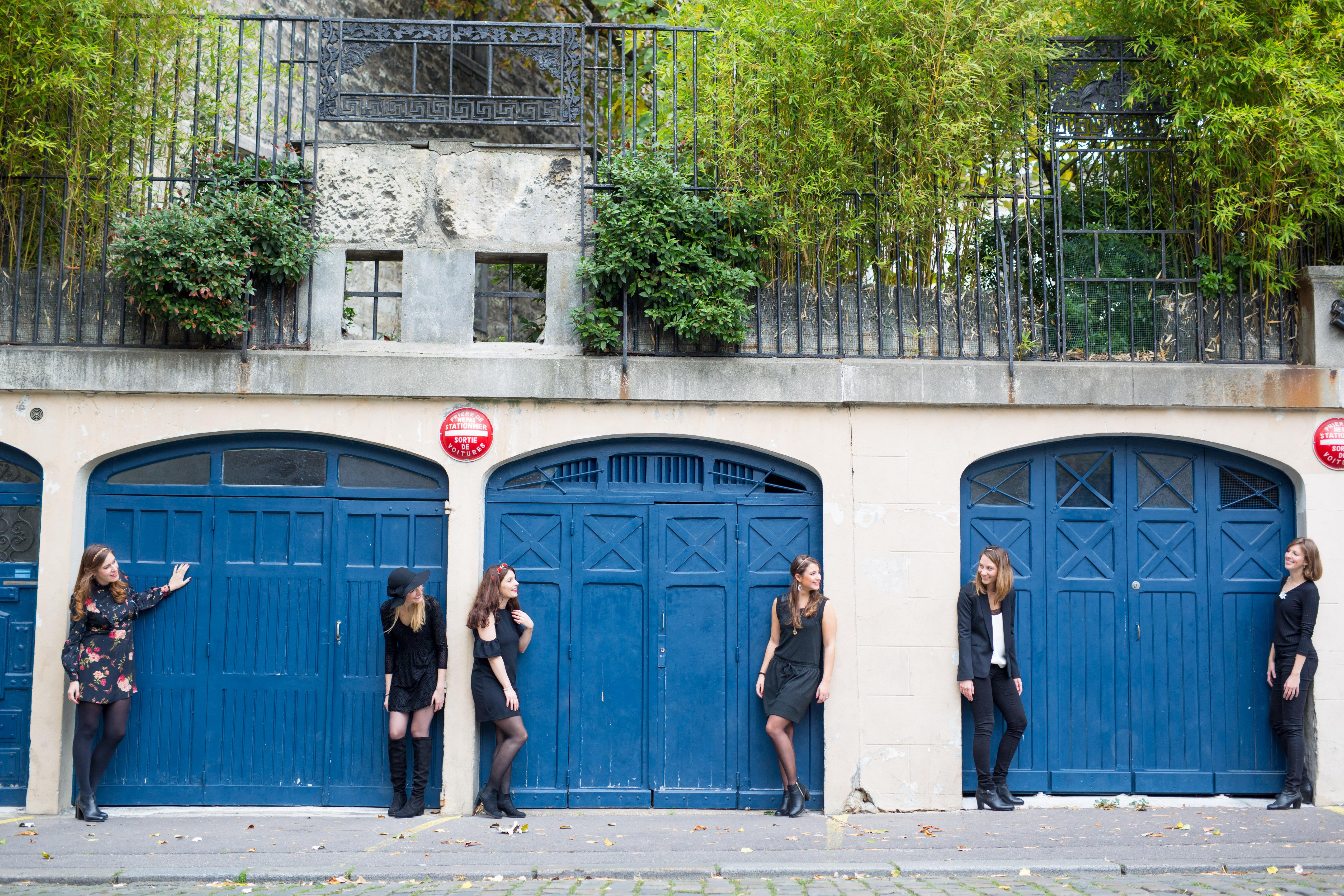 Photographe EVJF Paris
