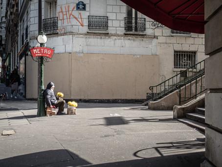 Comme un air de mois d'Août à Paris... Et Montmartre sous l'Occupation...