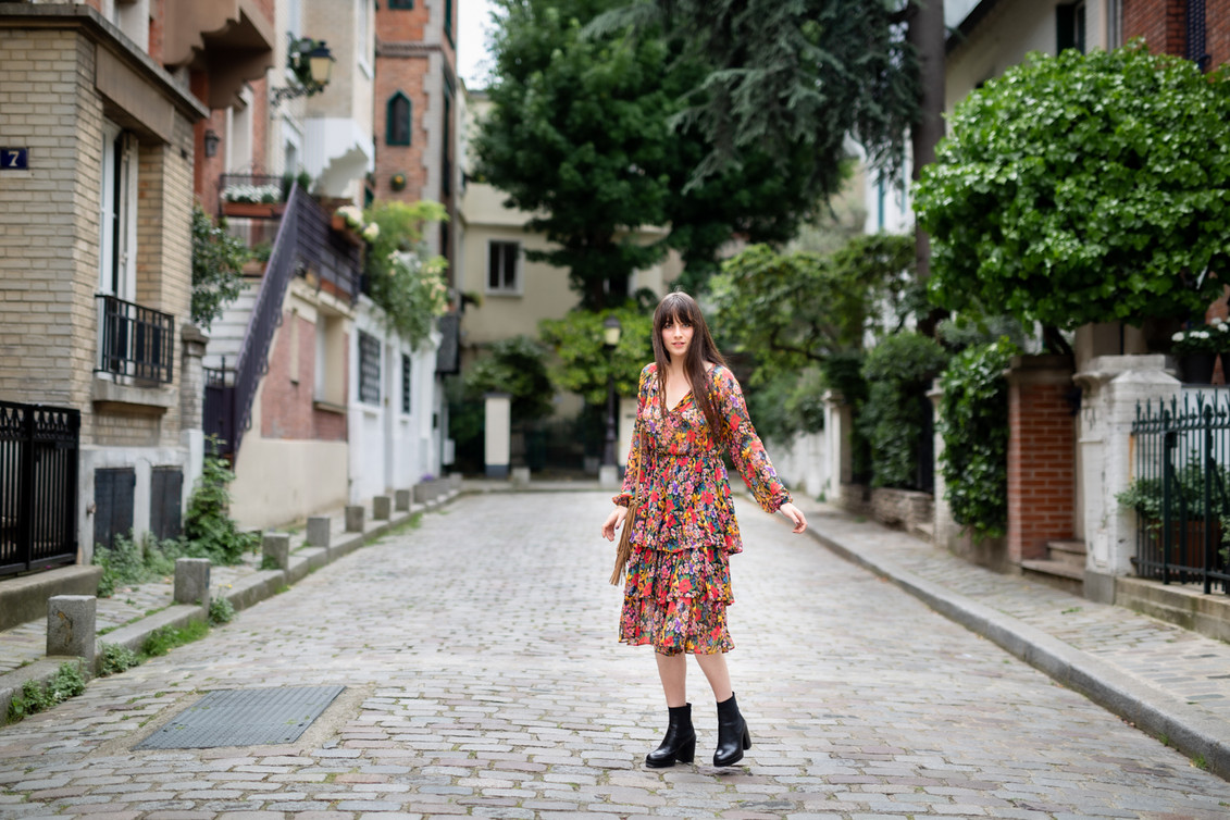 Portrait Femme - Photographe Paris