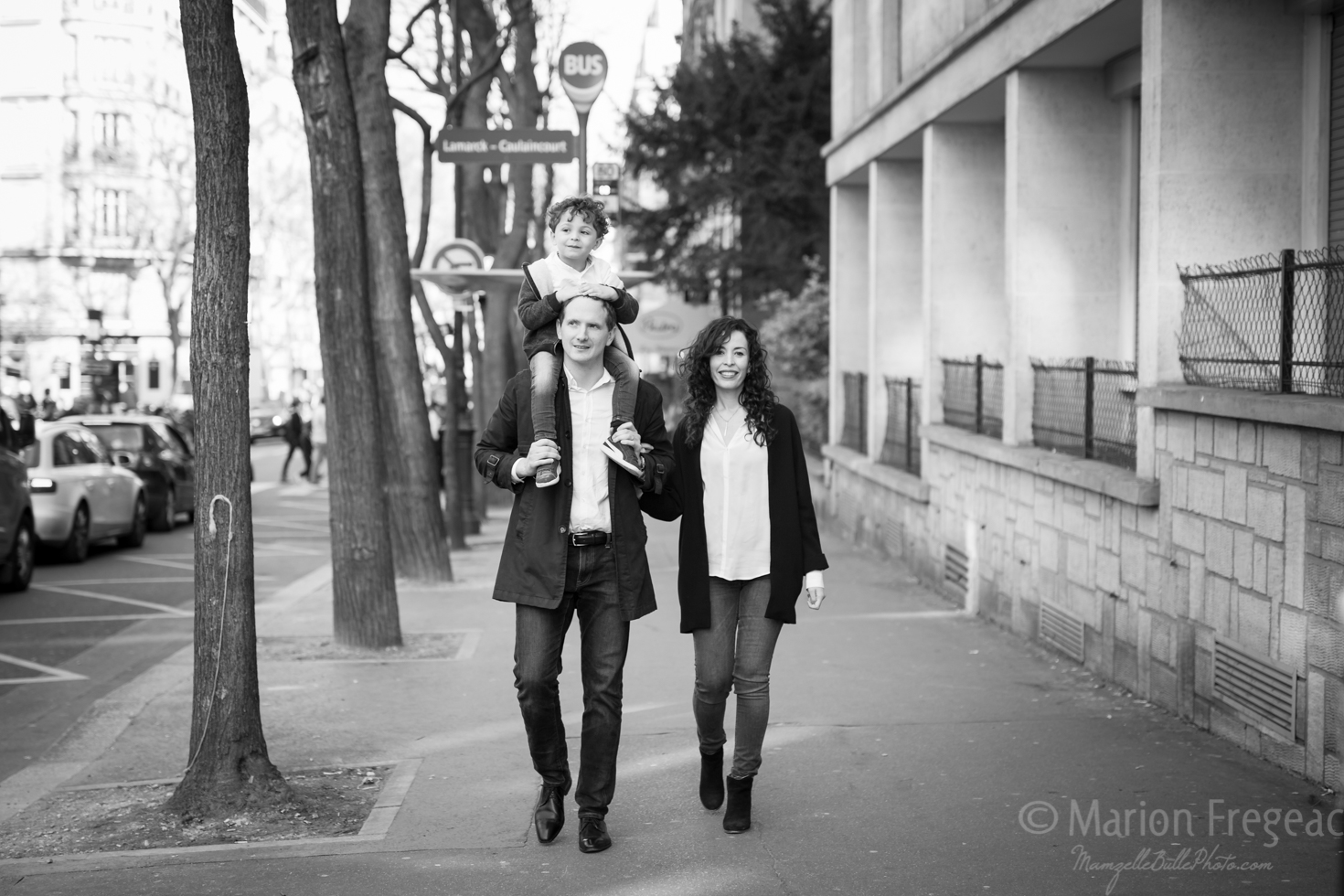 Photographe Famille Paris