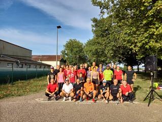 Une semaine festive pour Corbas Running