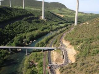 La Course Eiffage du Viaduc de Millau par...