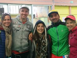Nouveau record marathon pour Matthieu