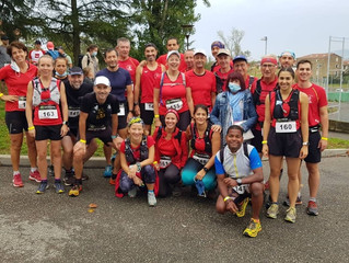 Un beau week-end pour Corbas Running
