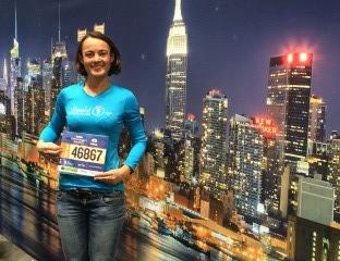 Marathon de NY par...
