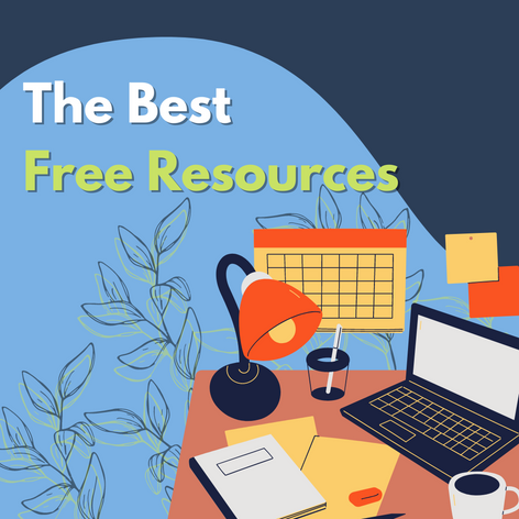 Top 5 Free Student Resources