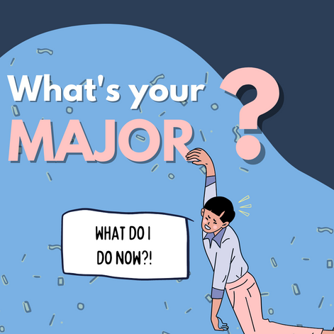 WHAT IS YOUR MAJOR?