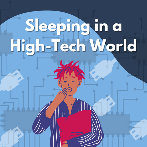 The Mystery of Sleeping in a High-Tech Marketing World