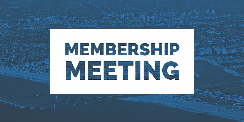 June Membership Meeting