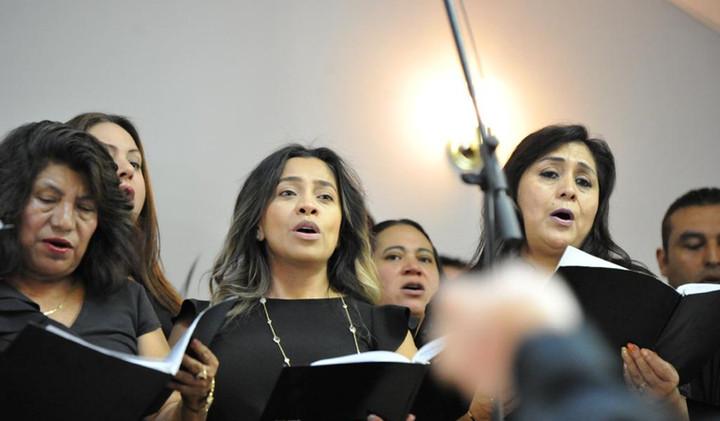 Coro de El Buen Pastor 2