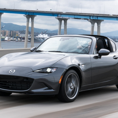 Mazda Miata RF gets price bump for 2019