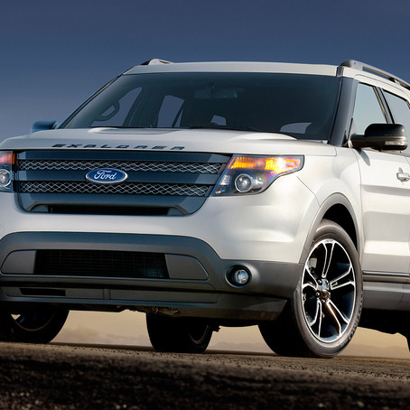 Off-Road Capable 2015 Ford Explorer Lives Up To its Name