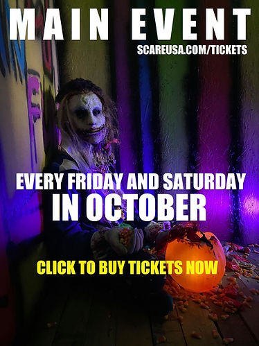 Scare USA Haunted Attraction, Main Event