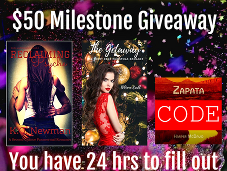 INDIE AUTHORS FOR APLASTIC ANEMIA - 1ST GIVEAWAY!