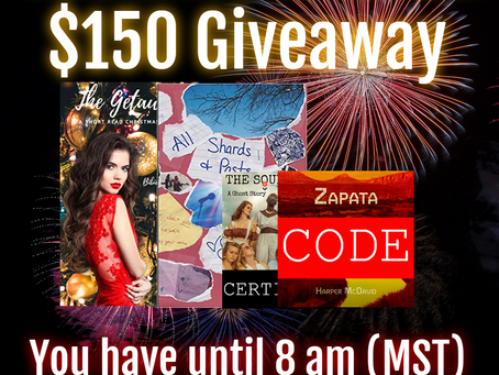 INDIE AUTHORS FOR AAMDS - 2 GIVEAWAYS!