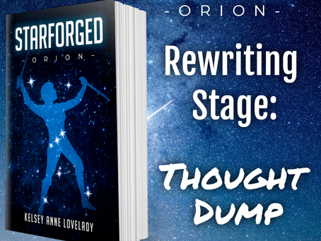 STARFORGED: Orion is being rewritten...