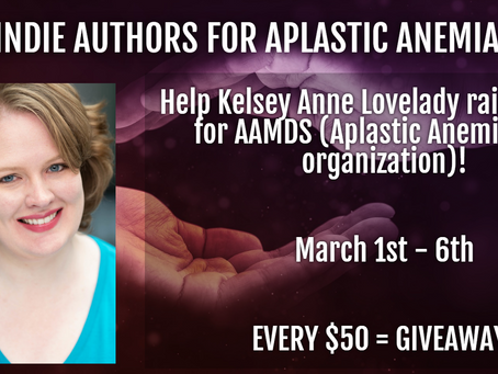 INDIE AUTHORS FOR APLSTIC ANEMIA