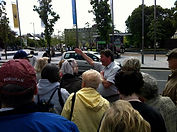 Walking tours of Galway city are the best way to get to know Galway, so check out the most entertaining walking tour guide, Brian Nolan and walk through Galway's medieval streetswith him. Galwaywalks.com for the best walking tours of Galway