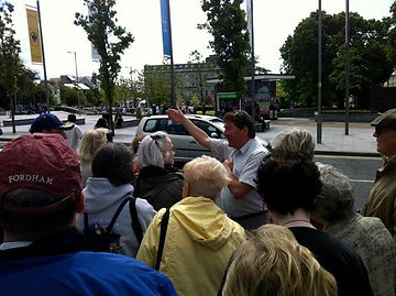 Fun and interesting walking tours of Galway City with history and characters from Galway's interesting past
