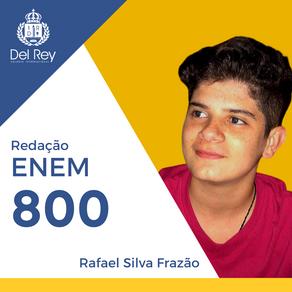 Destaques no #ENEM2020: Rafael Silva Frazão