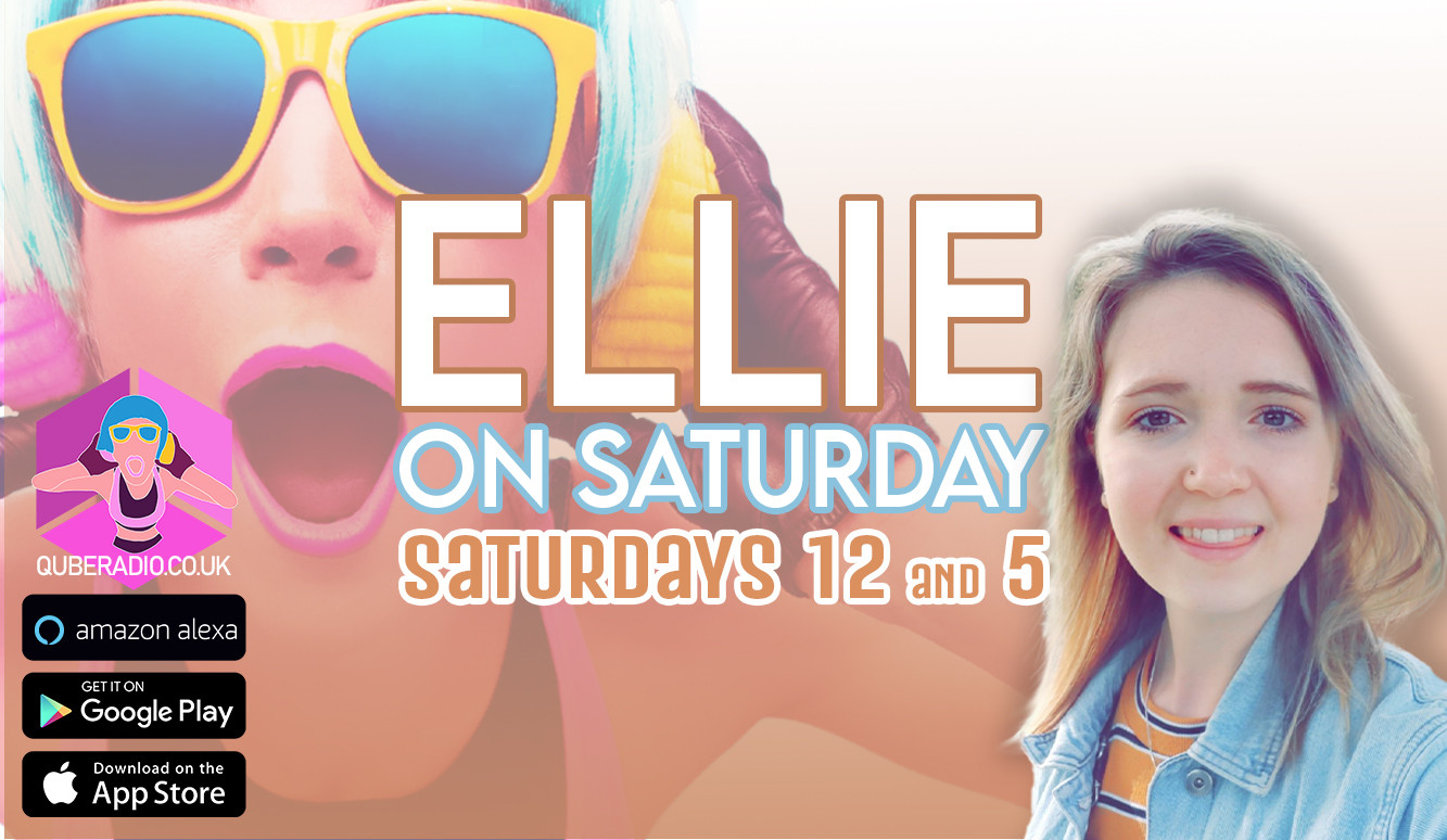 Ellie's Saturday afternoon show mixes music and chat