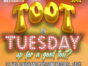 TOOT'S IT ALL ABOUT?